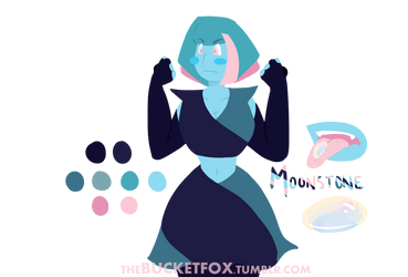 Moonstone (Gemsona)