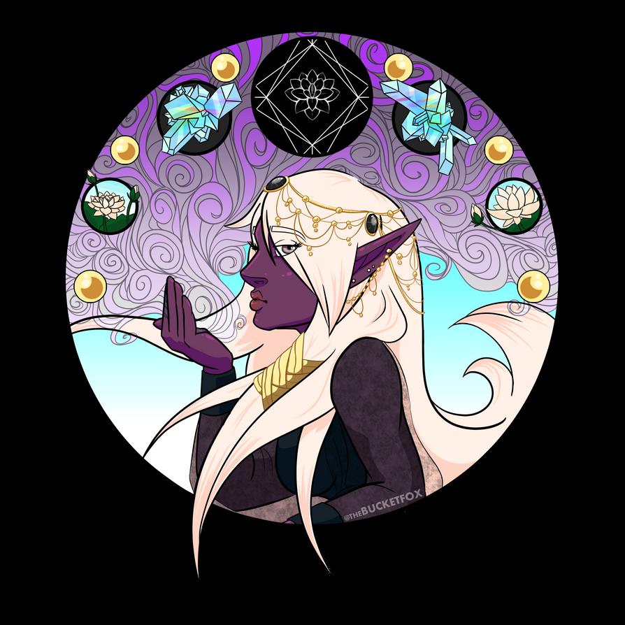 Illiara - The Tempest by Bucketfox