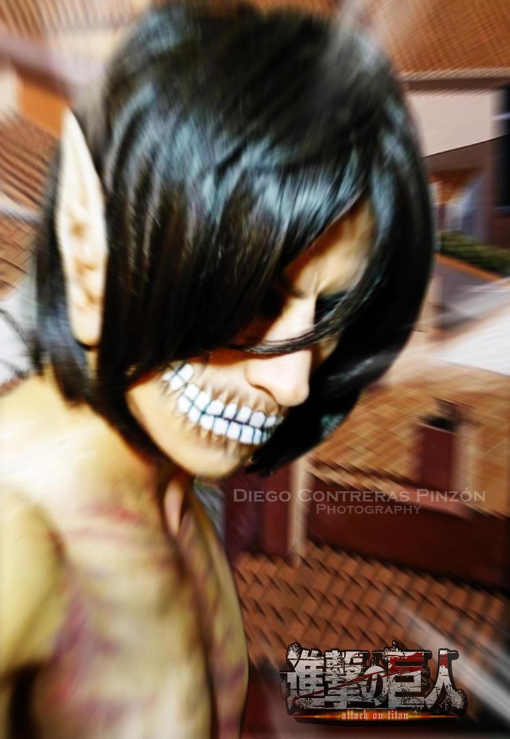 My Eren Titan Cosplay by DiegoContrerasP on DeviantArt