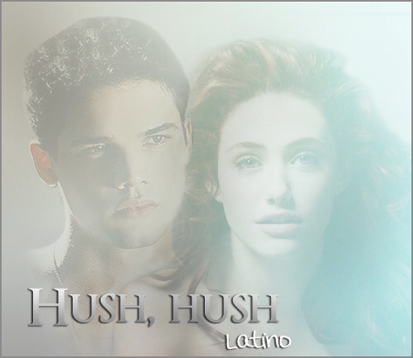 Hush Hush Patch. Reading: Hush Hush,