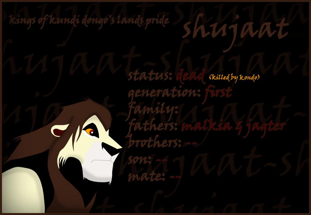 mi arte (si es que a esto se le puede llamar arte) - Página 5 Shujaat_by_xtremejoe-d8e7u7c