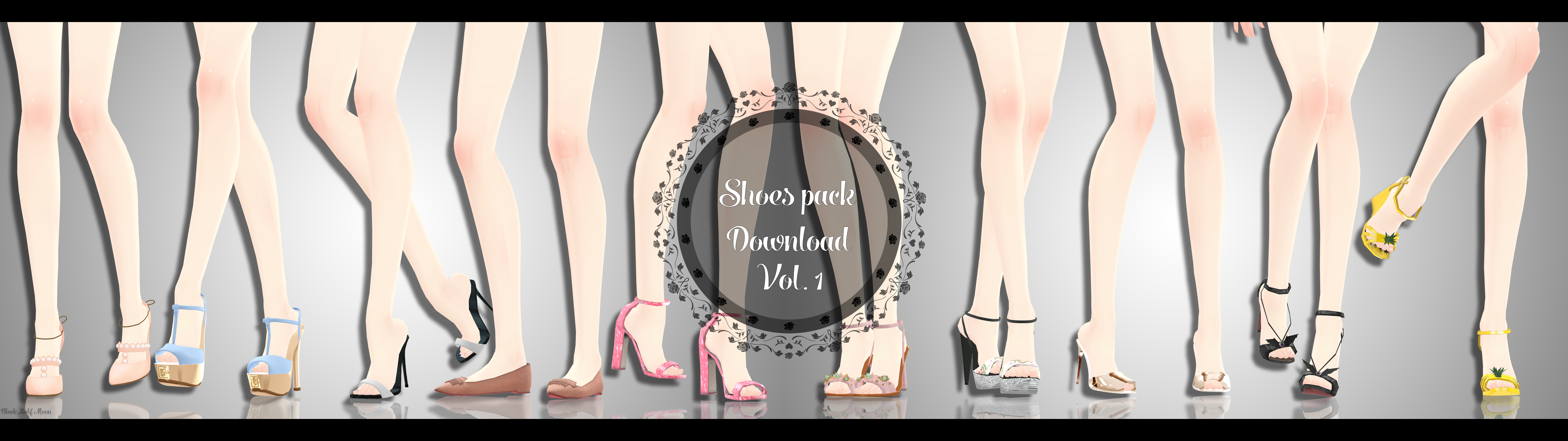 All-of-MMD                                                                Shoes