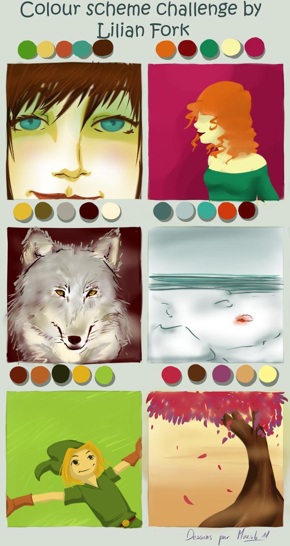 Color challenge meme_ Maevb by Maev-e