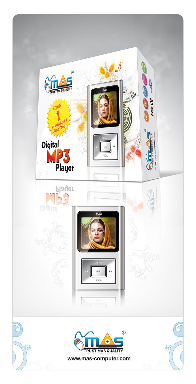 MP3 packaging by asemm