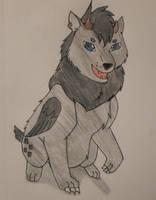 Senka, Ghoul Puppy