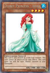 Disney Princess - Ariel by ChaosTrevor