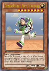 Disney/Pixar - Buzz Lightyear by ChaosTrevor