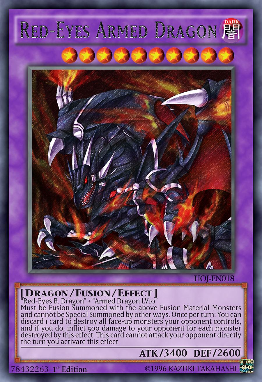 red eyes armed dragon by lightkeyblademaster on deviantart