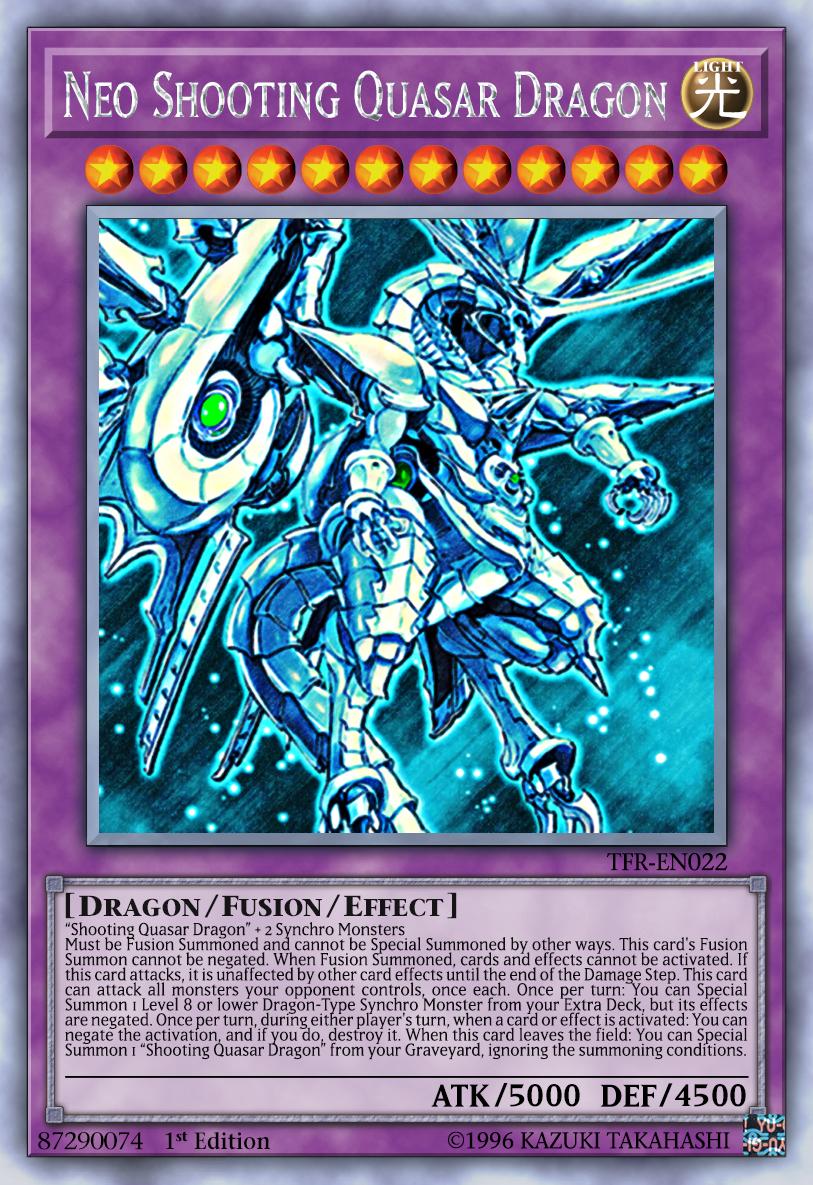 Quasar Dragon