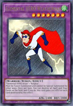 Elemental HERO Weatherman