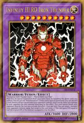 Infinity HERO Iron Thunder by ChaosTrevor