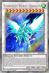 Stardust Burst Dragon