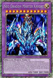 Neo Dragon Master Knight by ChaosTrevor