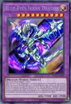 Blue-Eyes Ikran Dragon by ChaosTrevor