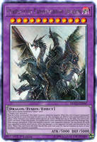 Purple-Eyes Pandemonium Dragon by ChaosTrevor