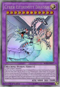 Cyber Extremity Dragon
