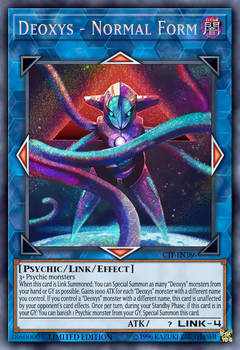 Deoxys - Normal Form