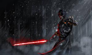 Lightsaber Execution by CKGoksoy