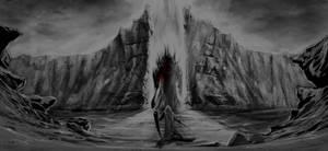 Gates of Mordor by CKGoksoy
