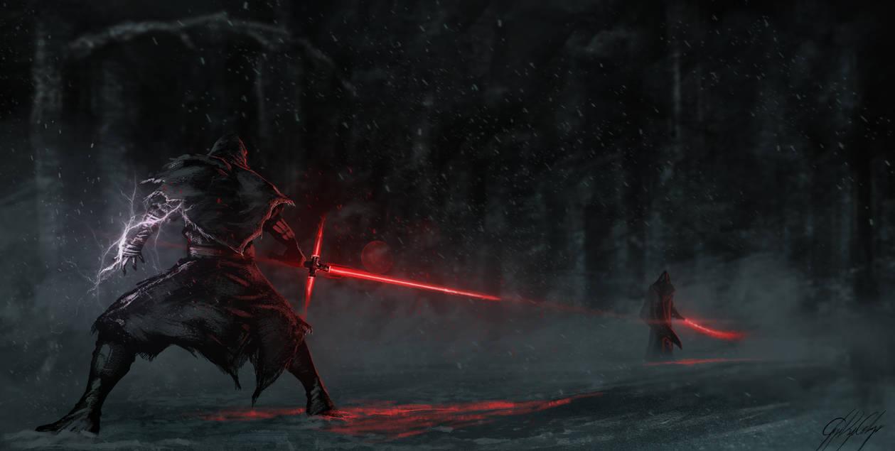 Force Awakens by CKGoksoy