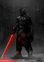 Darth Vader by CKGoksoy