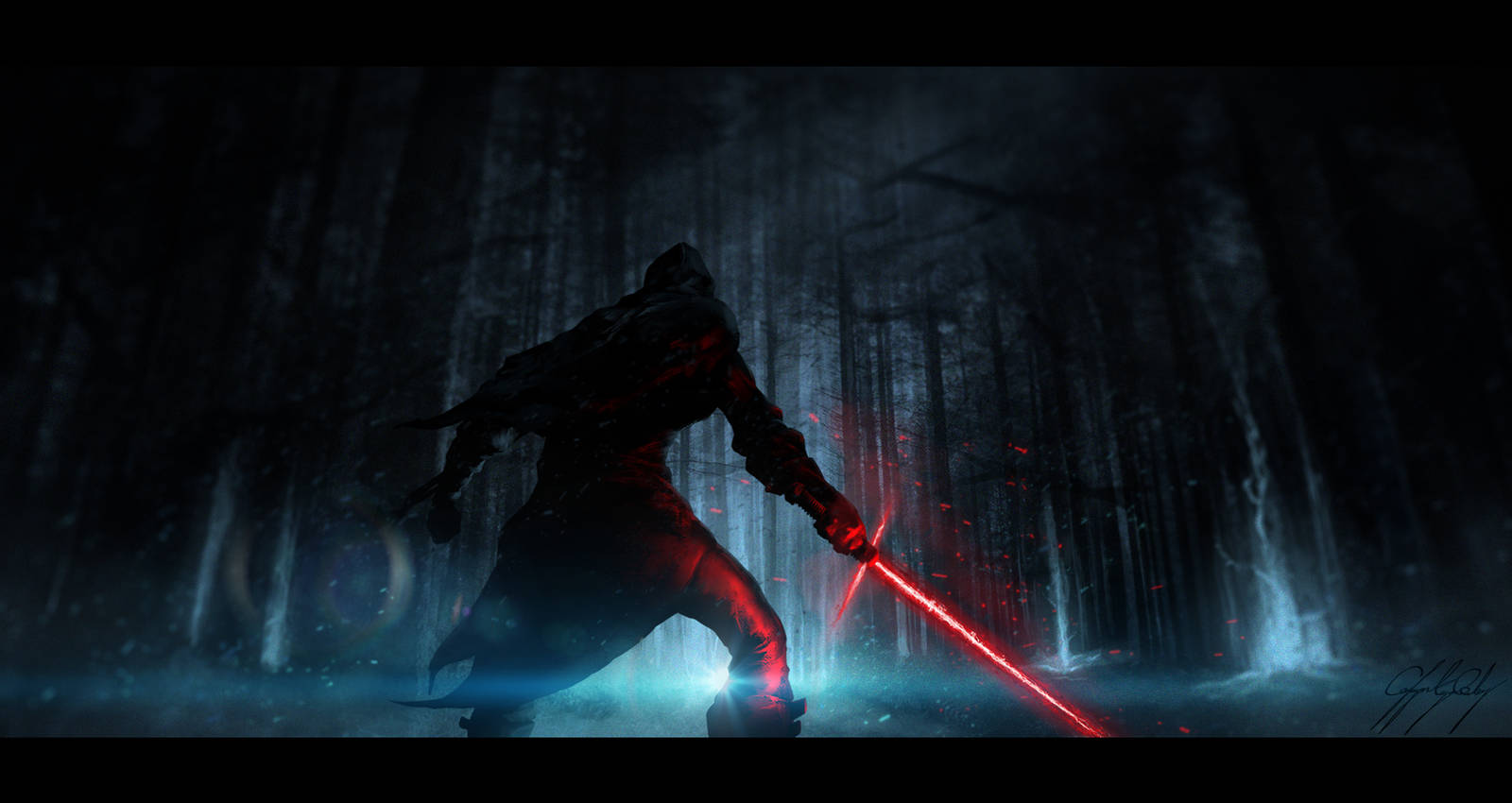 The Force Awakens by CKGoksoy