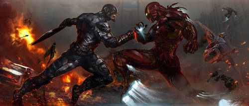 Civil War by CKGoksoy