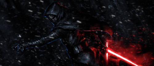 Force Awakens III by CKGoksoy