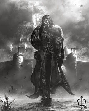 Lament for Boromir by CKGoksoy