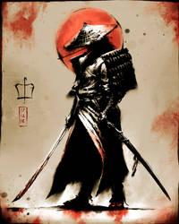 Samurai by CKGoksoy