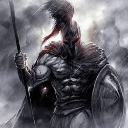 Commission - Spartan