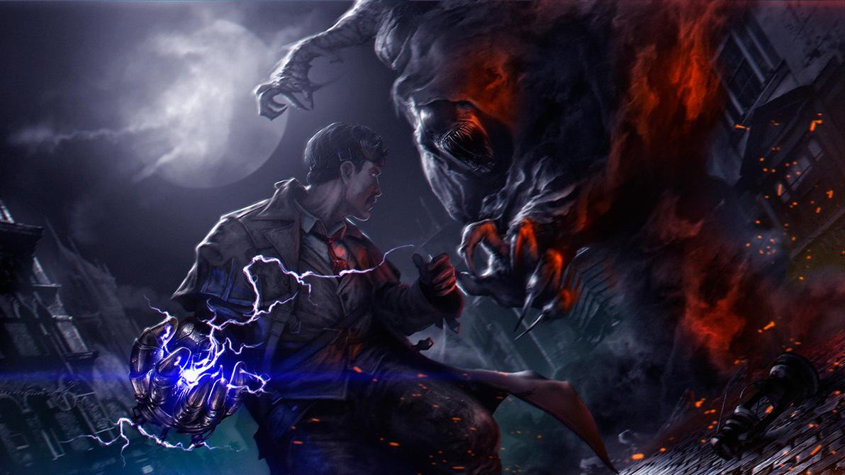 Pubg By Sodano On Deviantart: Demon Hunter Tesla By CKGoksoy On DeviantArt