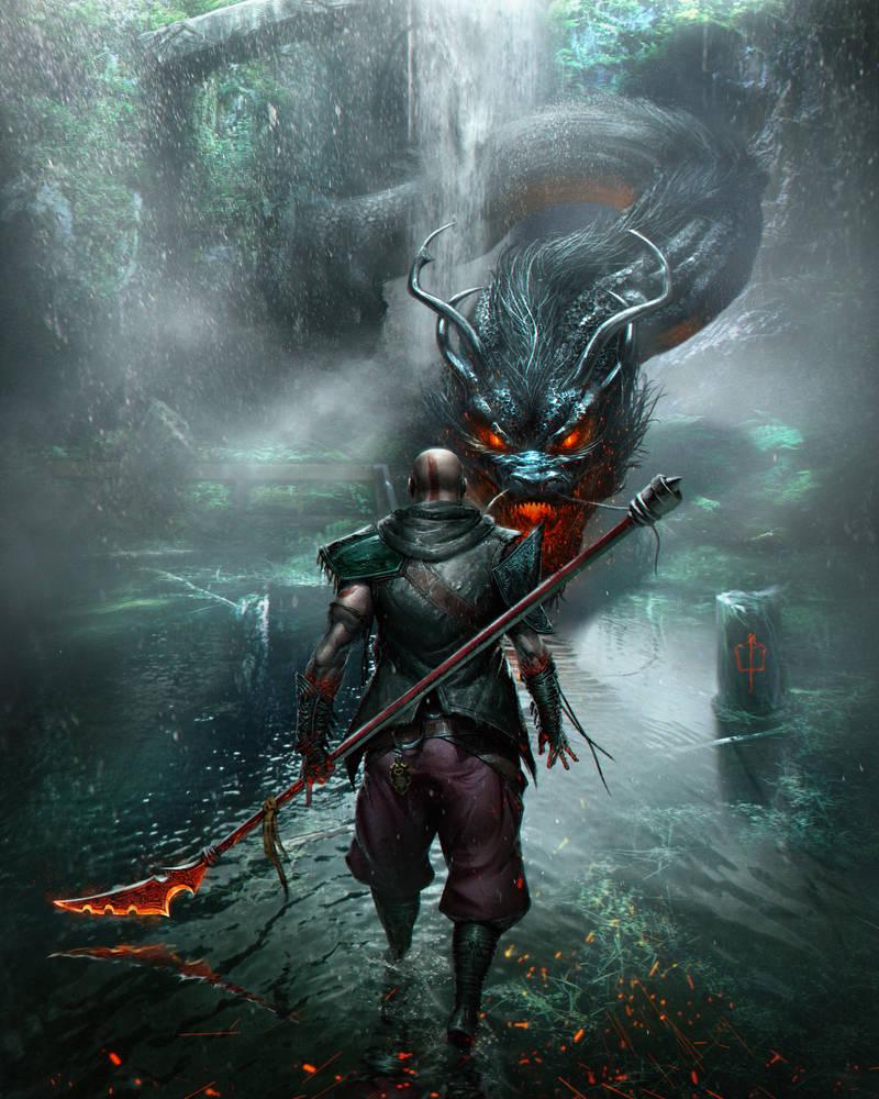 Dragon Lair by CKGoksoy