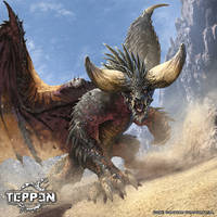 TEPPEN -Nergigante