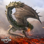 TEPPEN -Rathian