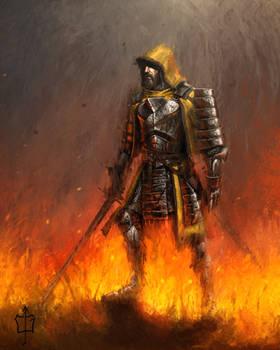 Fire Knight