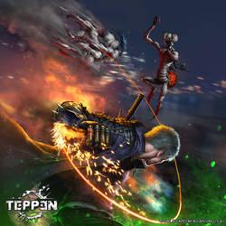 Honed Battle Senses - TEPPEN