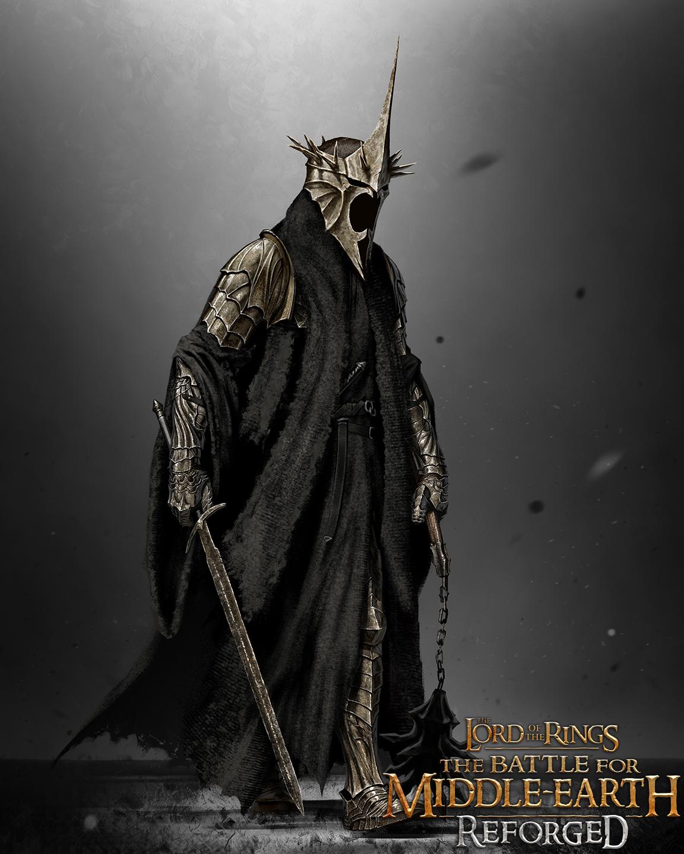 Witch-King Cloak Alternative