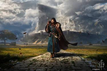 Lament For Boromir
