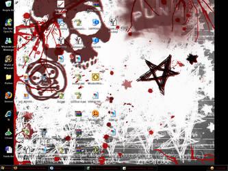 Desktop by T0xic-ChemIcaLs