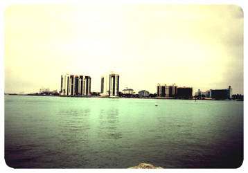 City Beaches by T0xic-ChemIcaLs