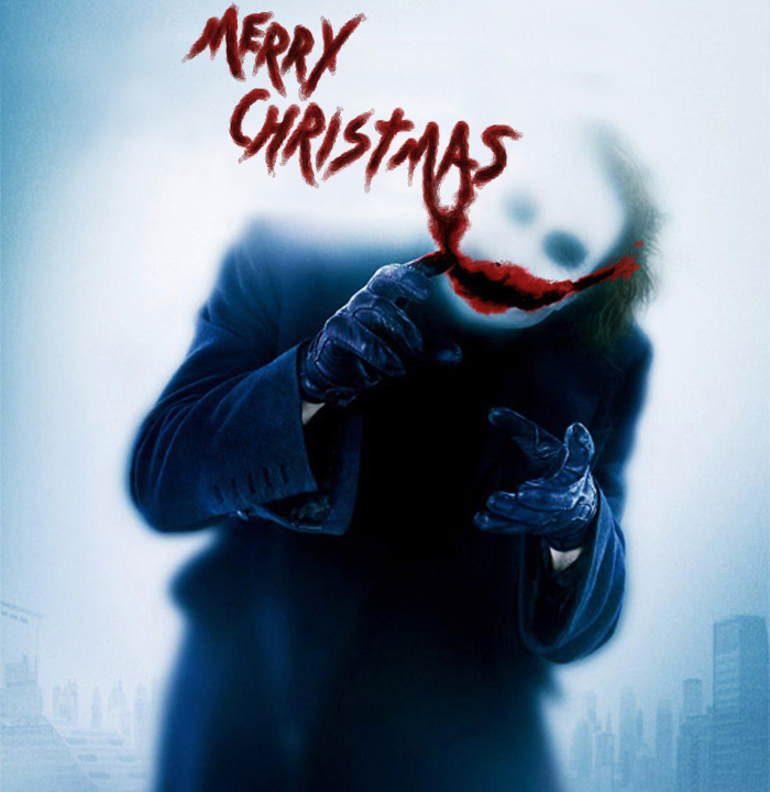 Christmas with the Joker by KidNotorious on DeviantArt