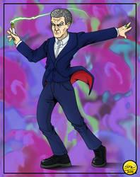 The Twelfth Doctor - Peter Capaldi