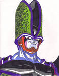 Ultimate Super Perfect Cell AF