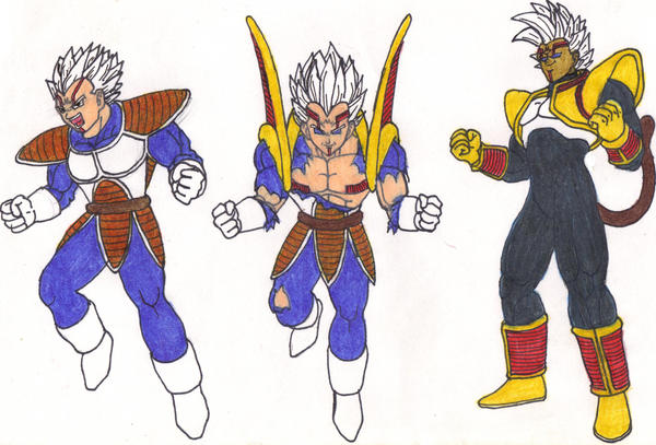 Majin Baby Vegeta Transformers by DBZ2010 on DeviantArt