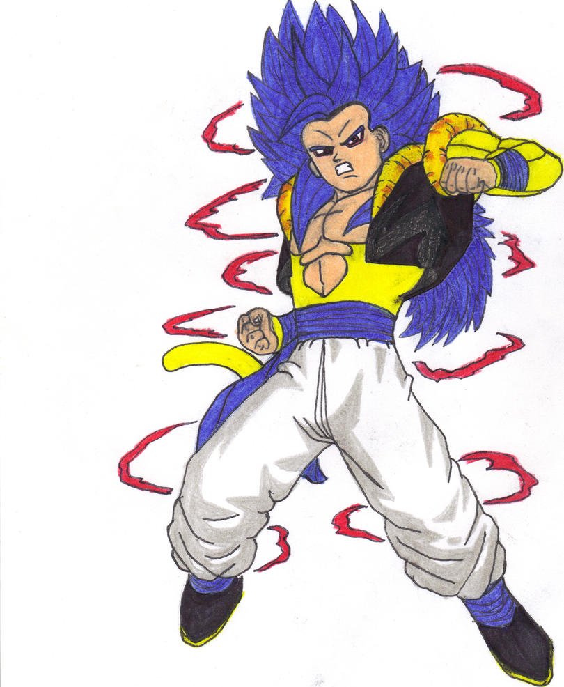 Gogeta SSJ7 By DBZ2010 On DeviantArt