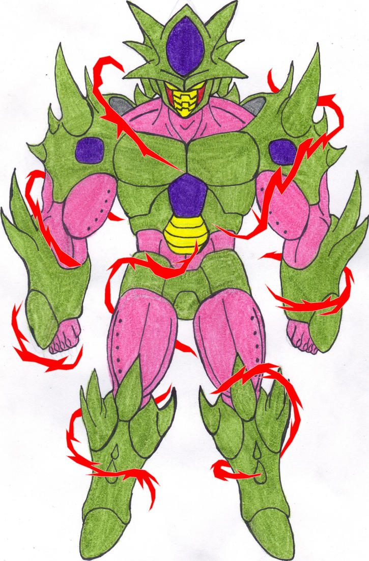 Super Friecelbu_2nd Form by DBZ2010