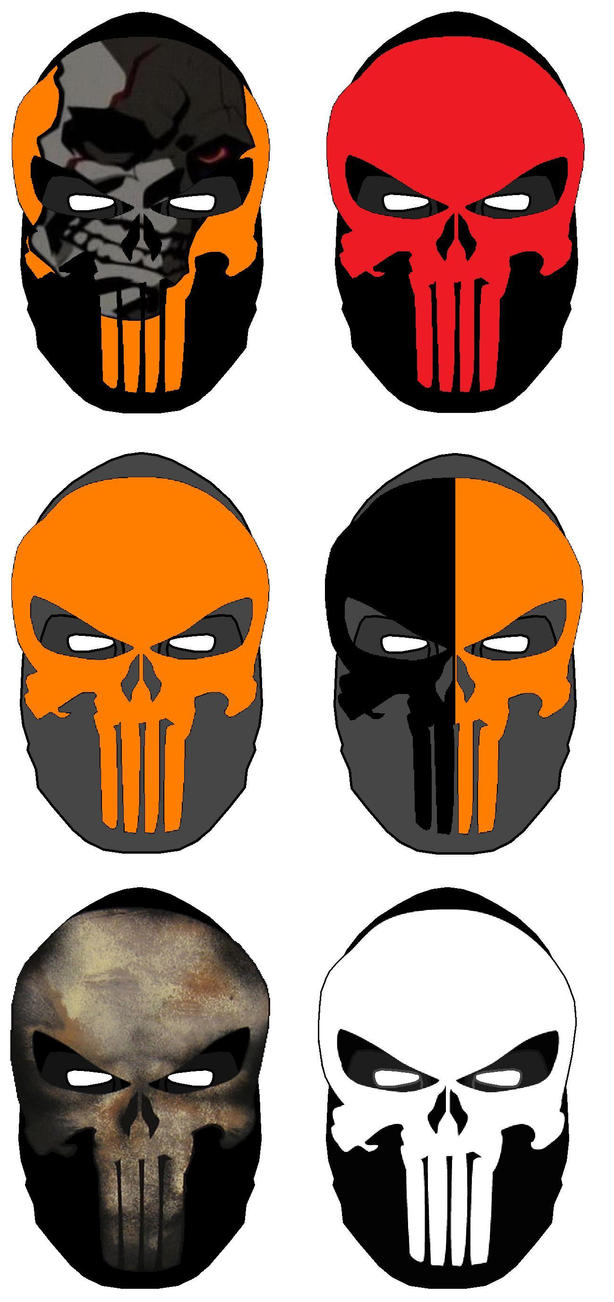 Army of Two Punisher Skull
