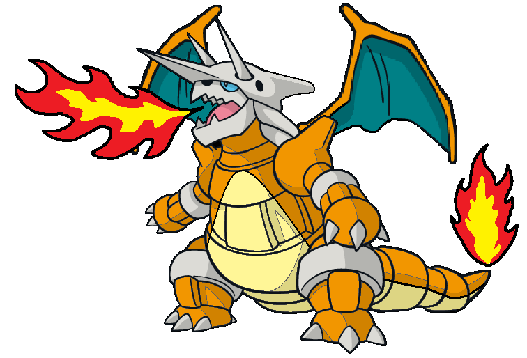 Aggrizard by DBZ2010