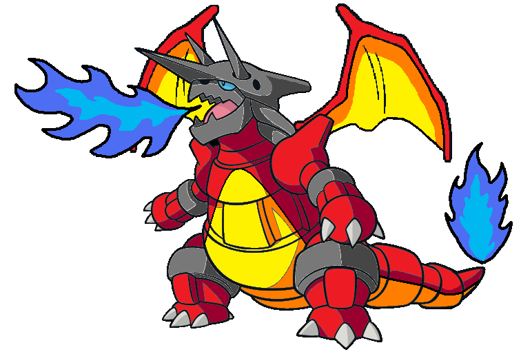 Aggrizard V4 by DBZ2010